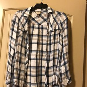 Knox Rose long sleeve shirt size xs